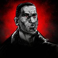 Netflix Punisher by Igloinor