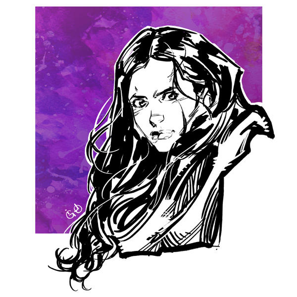 Jessica Jones by Igloinor
