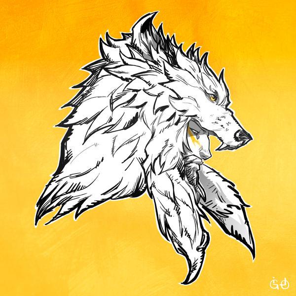 Hanzo the Wolf by Igloinor
