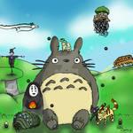 Studio Ghibli :3