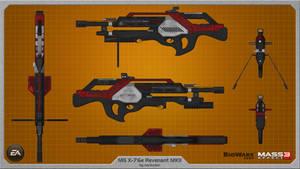 MG X-76e Revenant MKII wallpaper