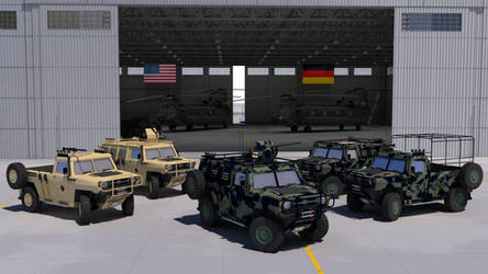 'Wolf's-Rudel for the Bundeswehr by rex3cutor
