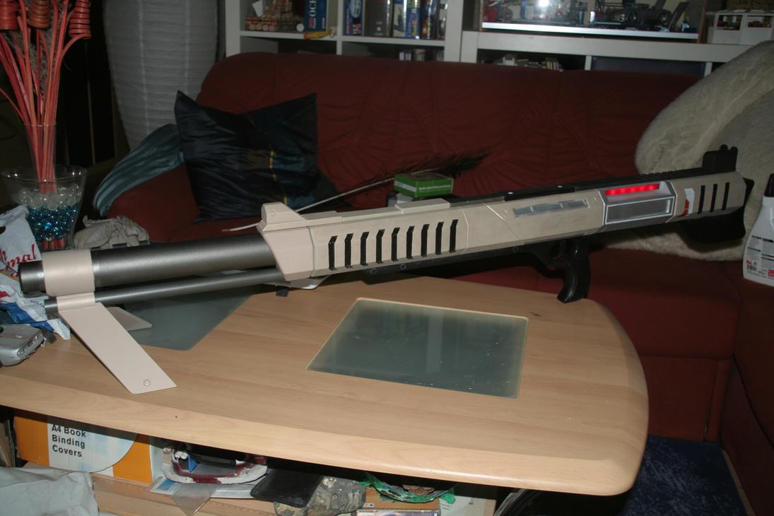 M-98 Widow Anti-Materiel Rifle interlude by rex3cutor