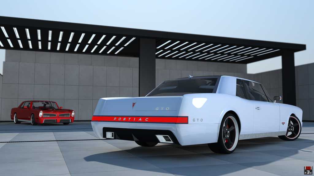2014 Pontiac GTO by rex3cutor