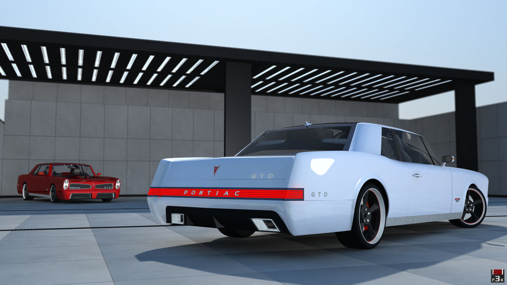 Pontiac Gto 2014 >> 2014 Pontiac Gto By Rex3cutor On Deviantart
