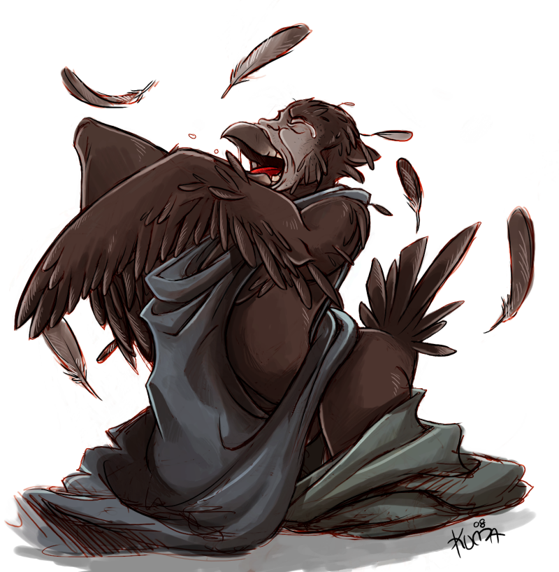 Crow TF by DrawingKuma