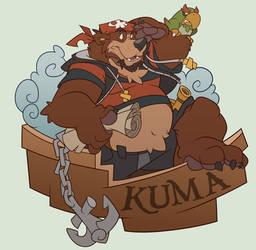 Pirate Kuma