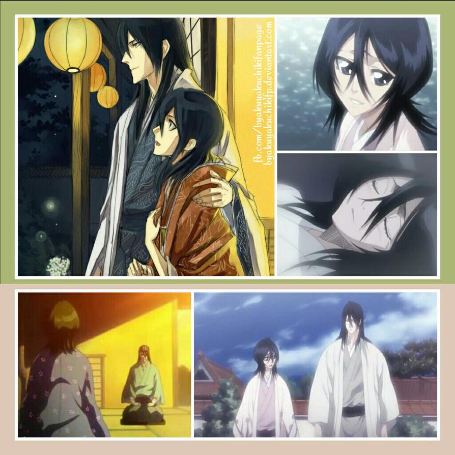 Bleach hisana and byakuya