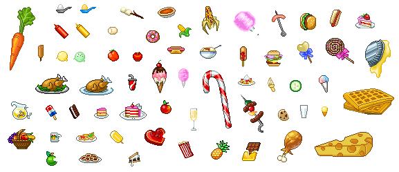 Fantage Food Pack by FantageStore