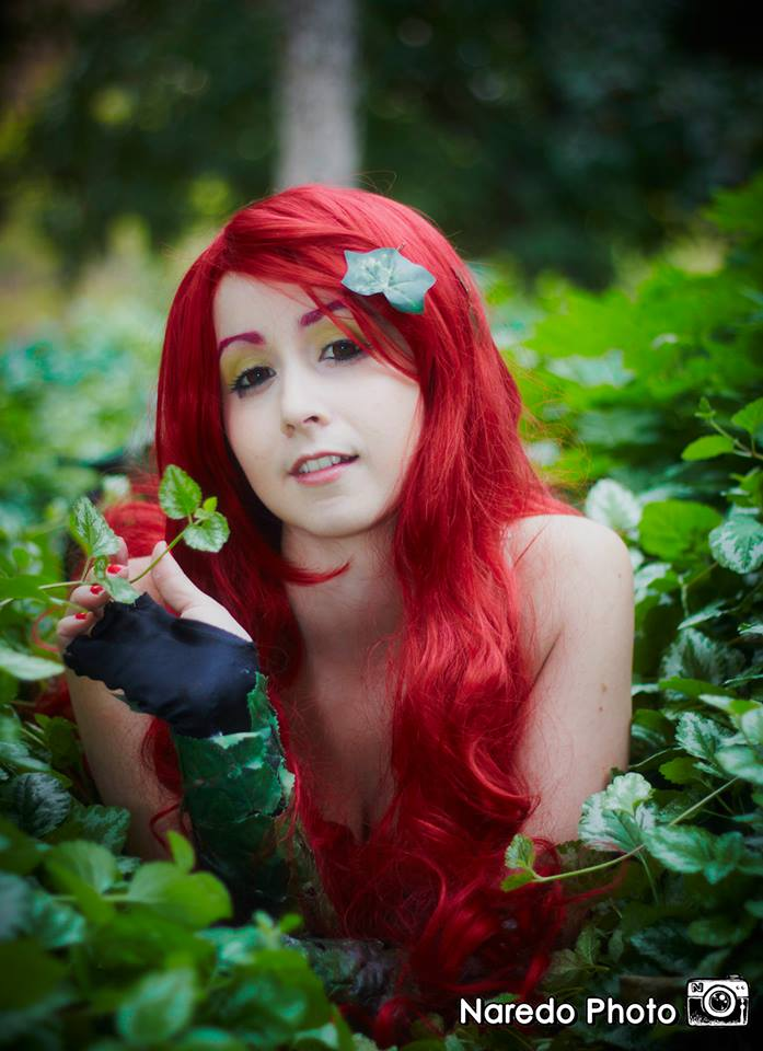 Poison ivy by SorrowTurquoise