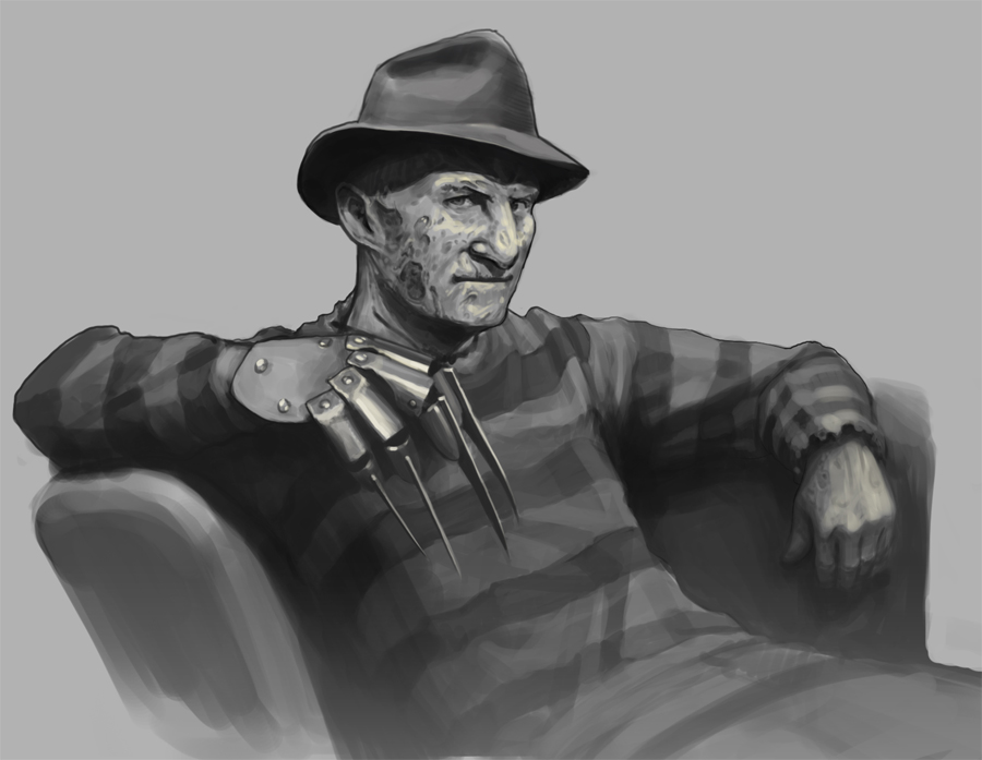 Freddy by glooh