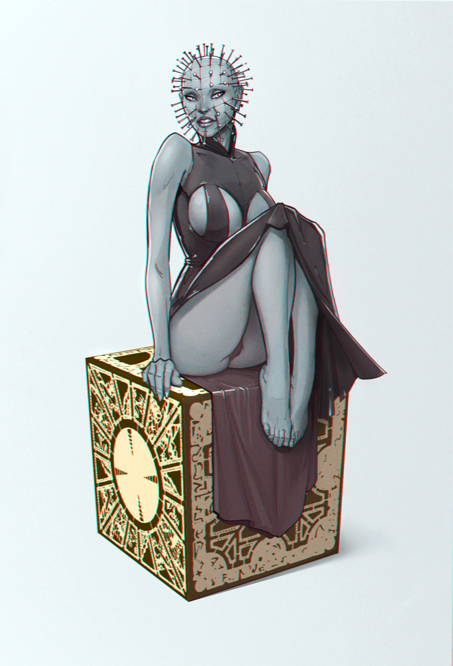 Hellraiser by glooh