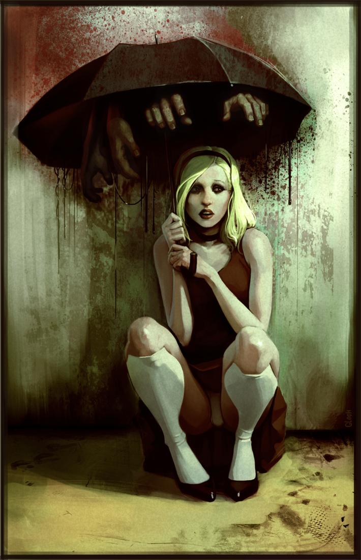 Umbrella by glooh