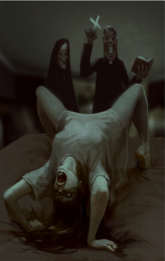 Exorcism by glooh