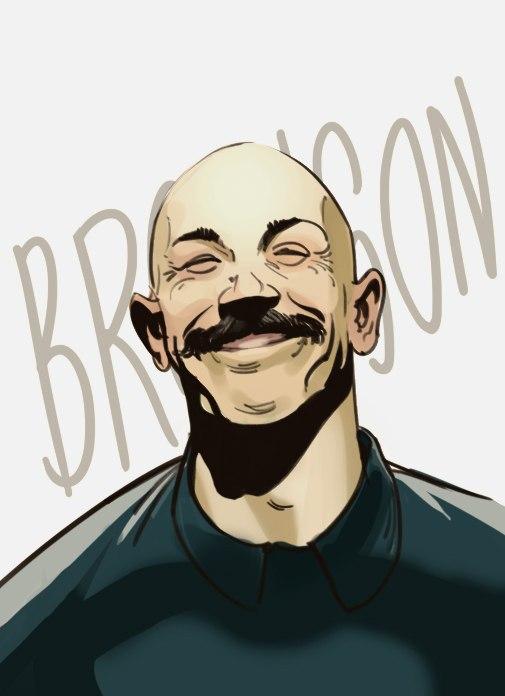 Bronson by glooh