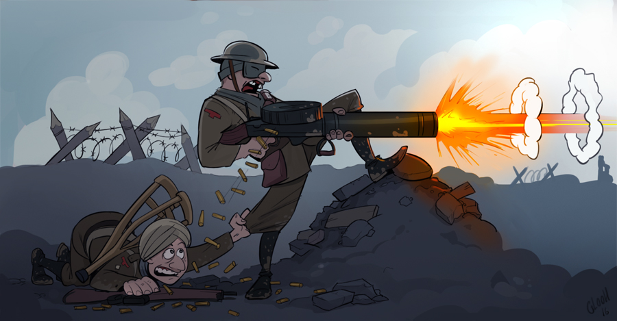 BF1 by glooh