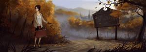 Innsmouth by glooh