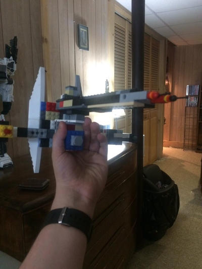 Transformers G1 Revenge made out of legos  by Transformerbrett97