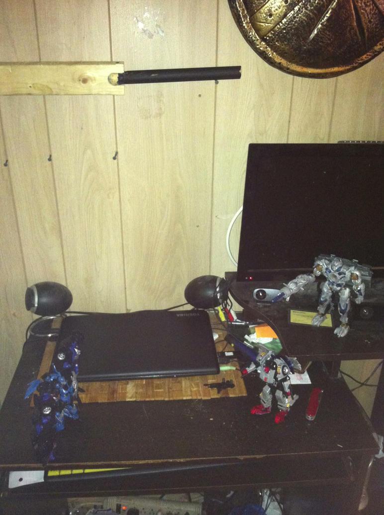 Transformers Interstellar Death of Arcee by Transformerbrett97