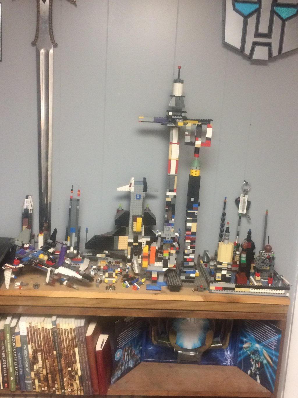 Transformers Lego creations by Transformerbrett97