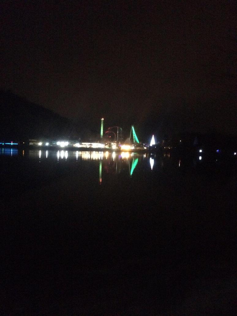 Lake Compounce Christmas 2016 by Transformerbrett97