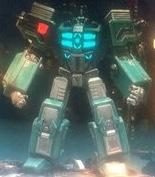 Electron Prime ( Titan Sabers Prime mode)  by Transformerbrett97