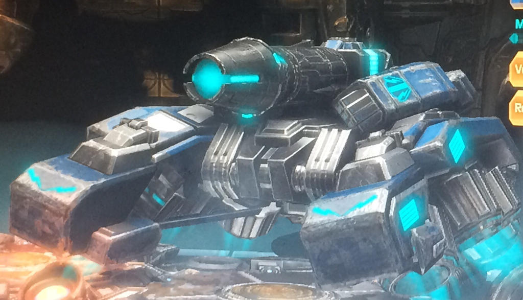 Fearstorm (v2) vehicle mode  by Transformerbrett97
