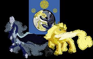 Kirin Clans: Emperor and Empress