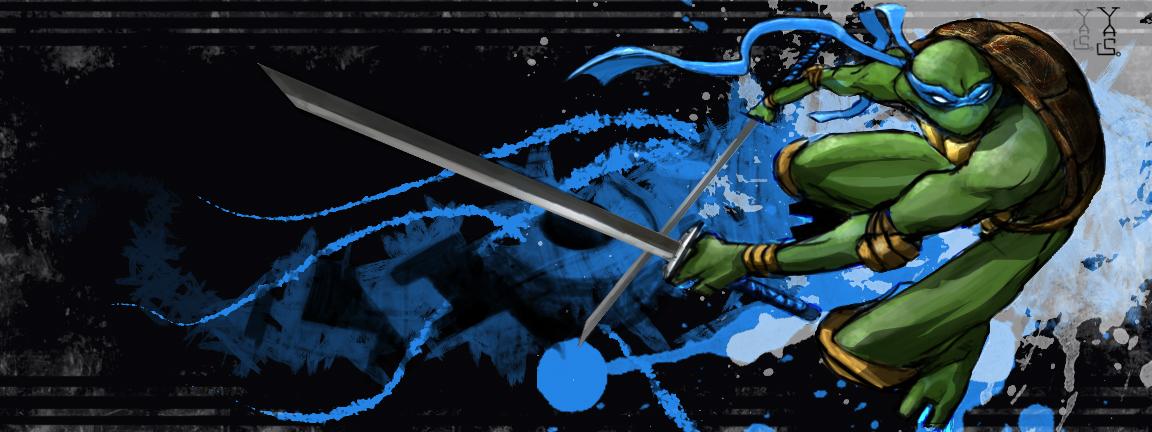 Ninja Turtles Is That You Leo? by skechitYAS