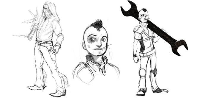 Lili characters