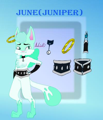 June ref- Domain by Alidli