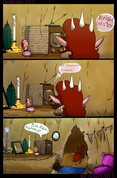 Domain pg 2 by Alidli