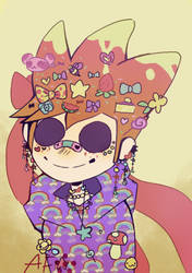 Decora kei Tom by einfuchsroterstern