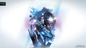 Black Rock Shooter - Animated Flowers EP1