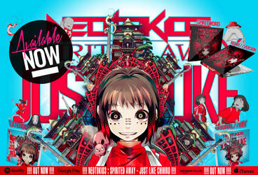 Neotokio3 Spirited Away just like Chihiro OUT NOW