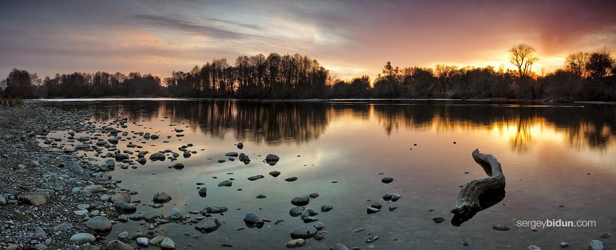 Sunset Reflection... by sergey1984