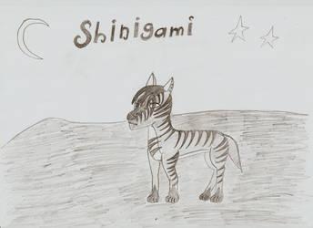 Shinigami by Firefly64