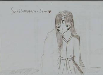 Sesshoumaru by Firefly64