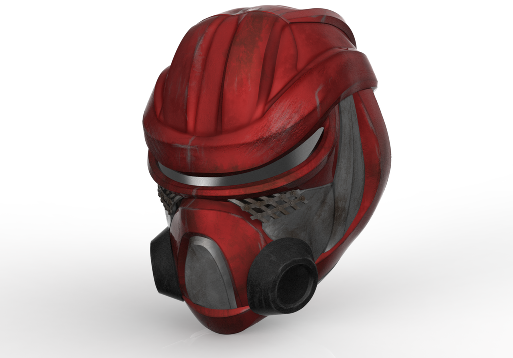 Practice Helmet by Scorched-Ice