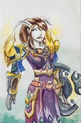 Vidyala - Watercolour
