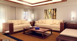 Living Room - Oturma Odasi