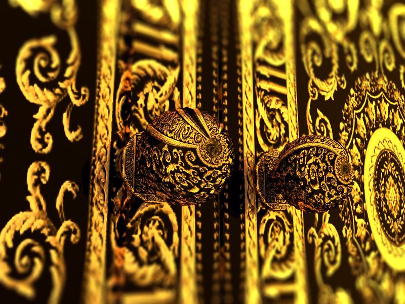Golden Door by quantal ...