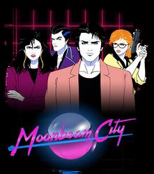 Moonbeam City by rastanz