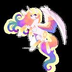 Rainbow Power - Celestia