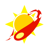 Sunslammer's Cutie Mark by FuyusFox
