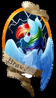 Medallion - Bravery