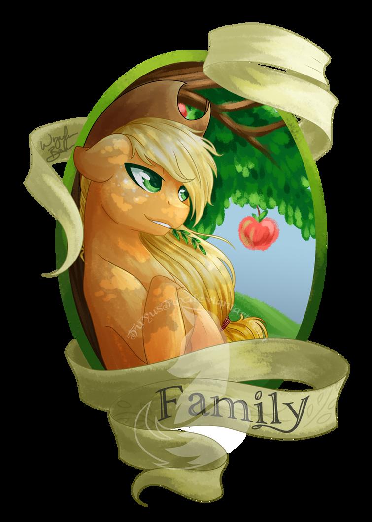 Medallion - Family by FuyusFox