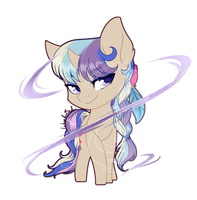 Commission - Chibi Lilly Wishes by FuyusFox