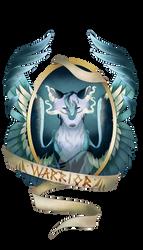 Commission - Warrior Medallion