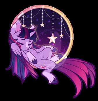 Dream Ring - Twilight Sparkle by FuyusFox
